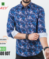 Printed Full Sleeve Casual Shirt   Summer Collection